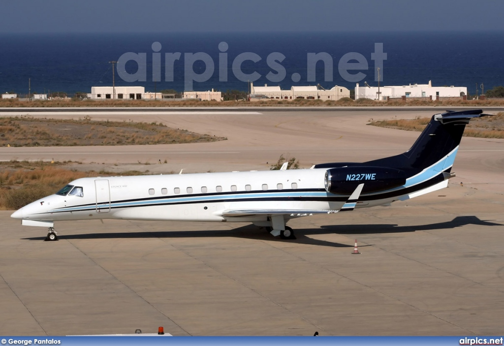N227WE, Embraer Legacy 600, Untitled