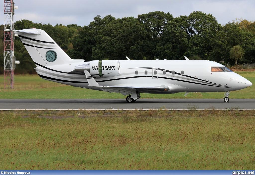 Cl 601 Challenger Airpics Net N275mt Bombardier Challenger