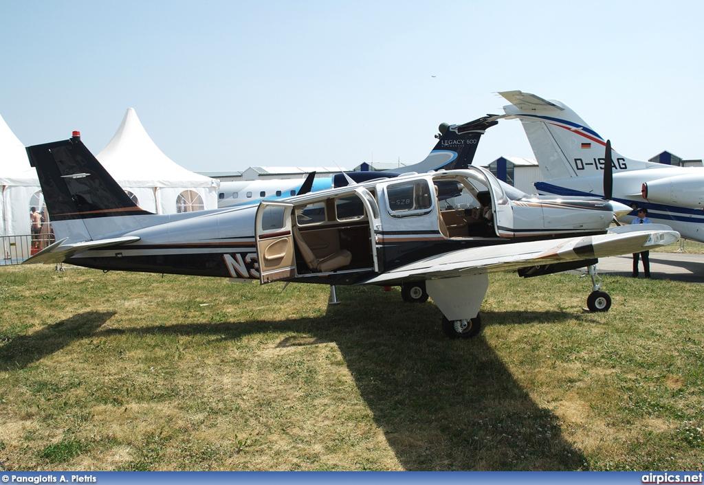 Beechcraft Bonanza G36 Beechcraft Bonanza G36 N36eu
