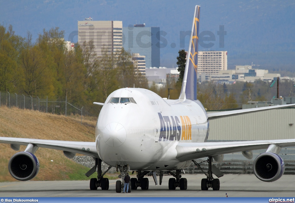 N429MC, Boeing 747-400(BCF), Atlas Air
