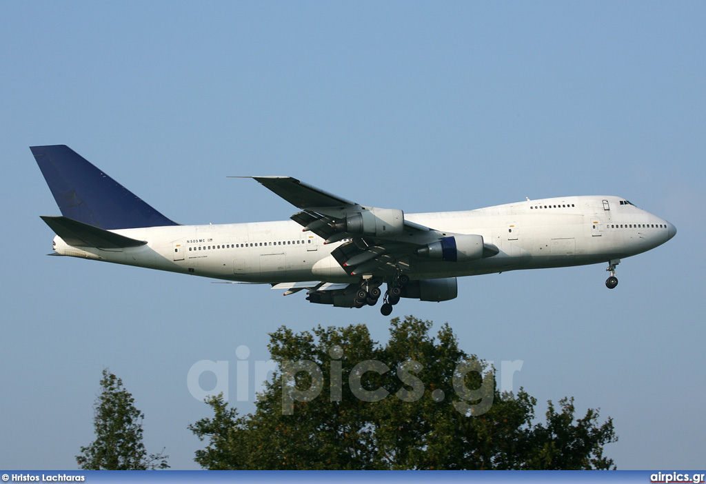 N505MC, Boeing 747-200B(SF), Atlas Air
