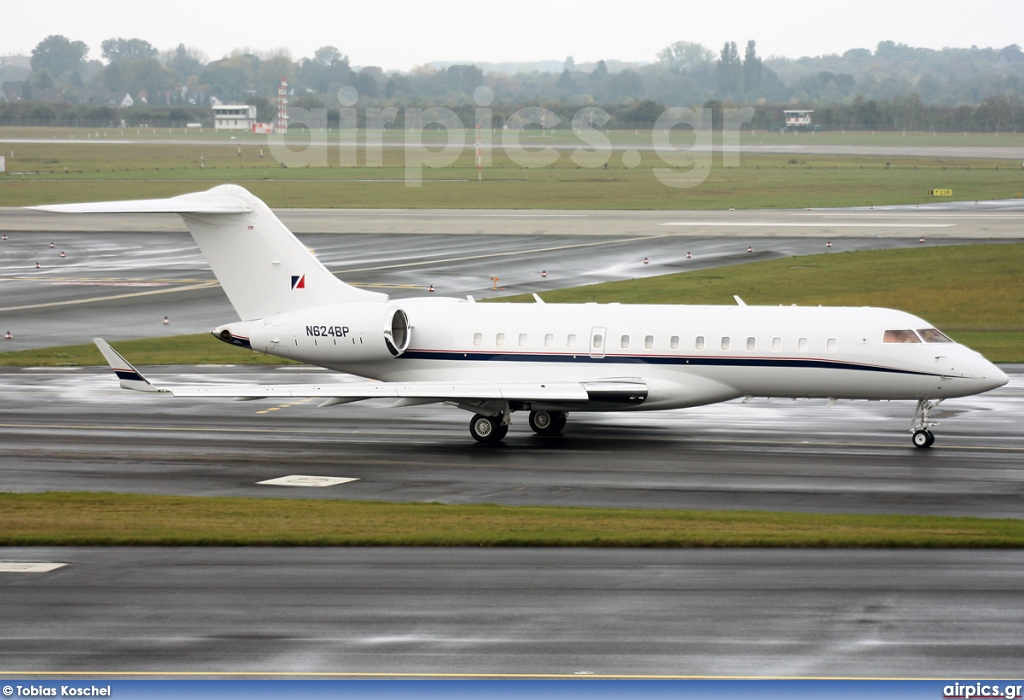 N624BP, Bombardier Global Express XRS, Untitled