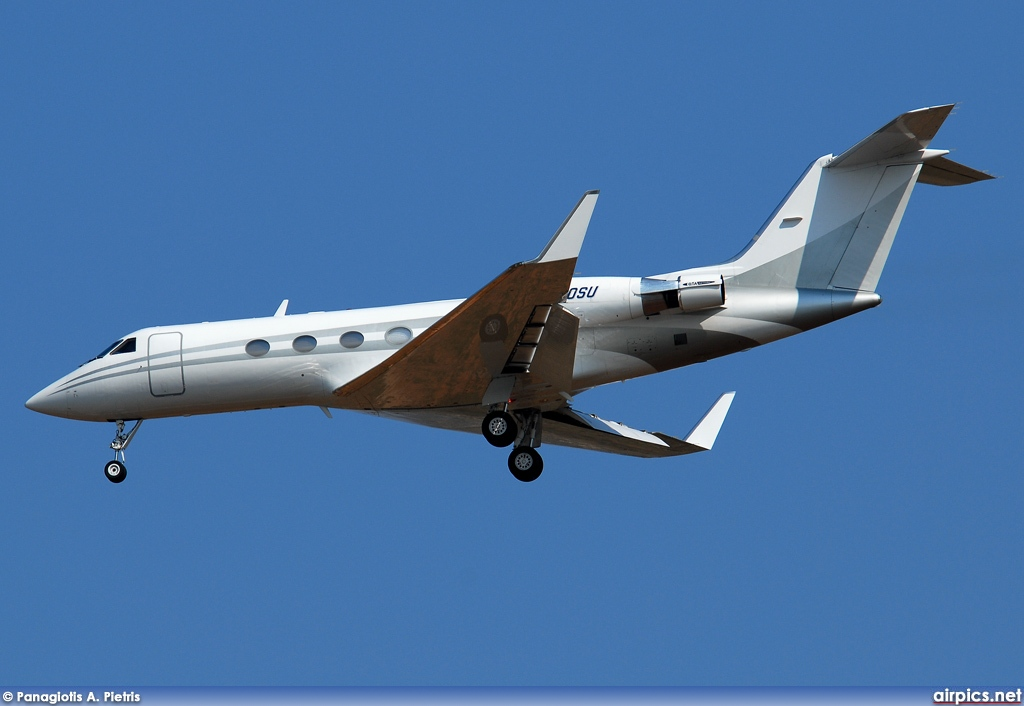 N830SU, Gulfstream III, Private