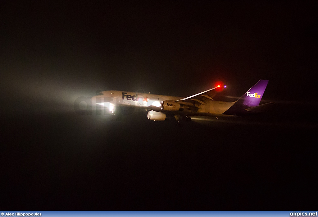 N901FD, Boeing 757-200PF, Federal Express (FedEx)