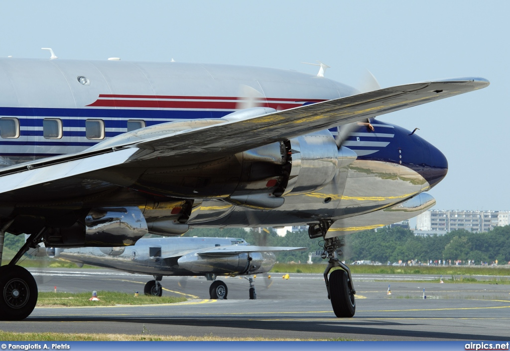 N996DM, Douglas DC-6-B, Flying Bulls