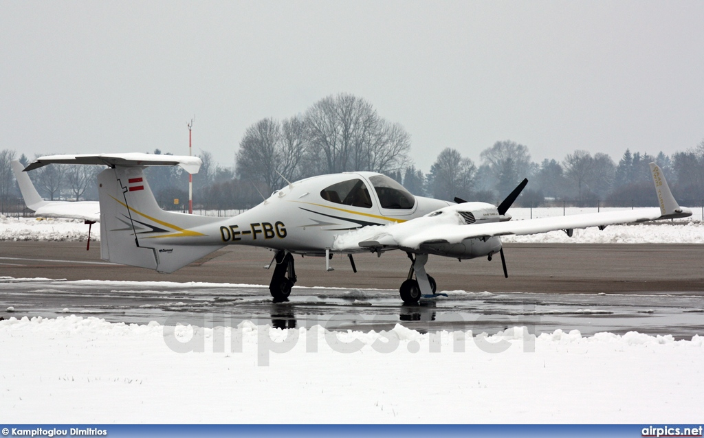 OE-FBG, Diamond DA42NG Turbo Twin Star, Private