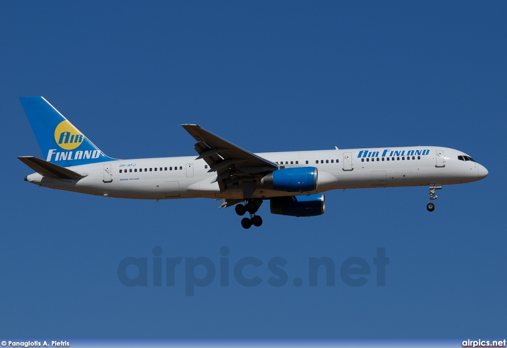 OH-AFJ, Boeing 757-200, Air Finland