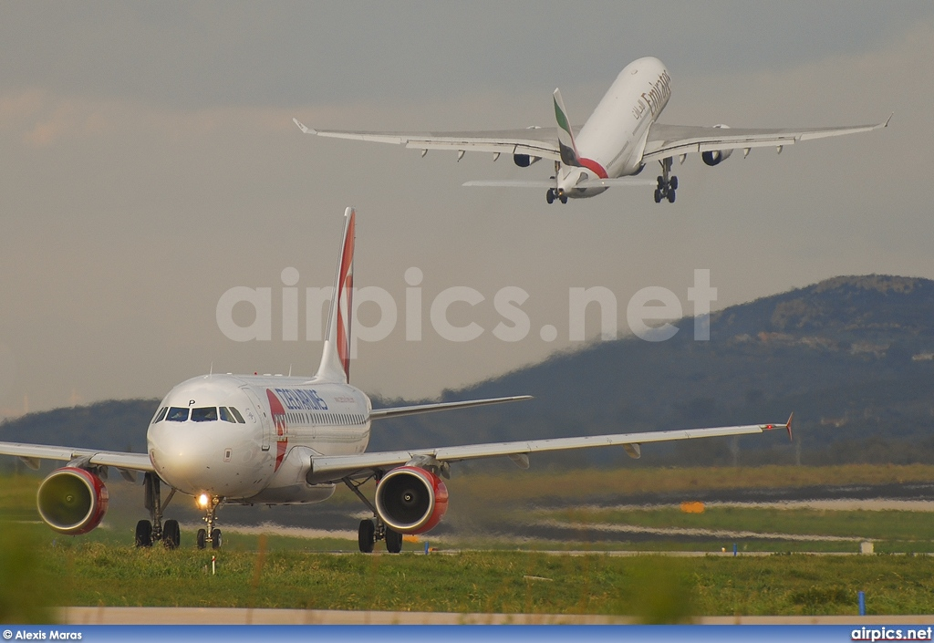 OK-NEP, Airbus A319-100, CSA Czech Airlines