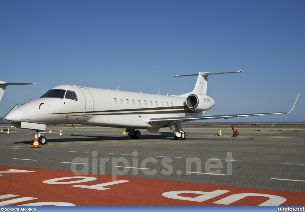 Airpics  OKSUN Embraer Legacy 600 Private  Large Size