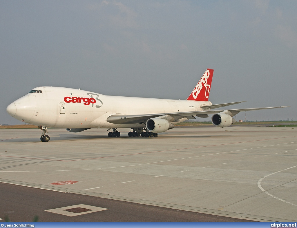 OO-CBB, Boeing 747-200F, Cargo B Airlines