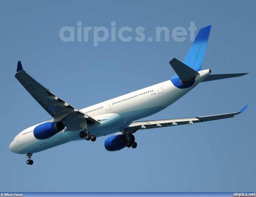 OY-VKI, Airbus A330-300, Untitled
