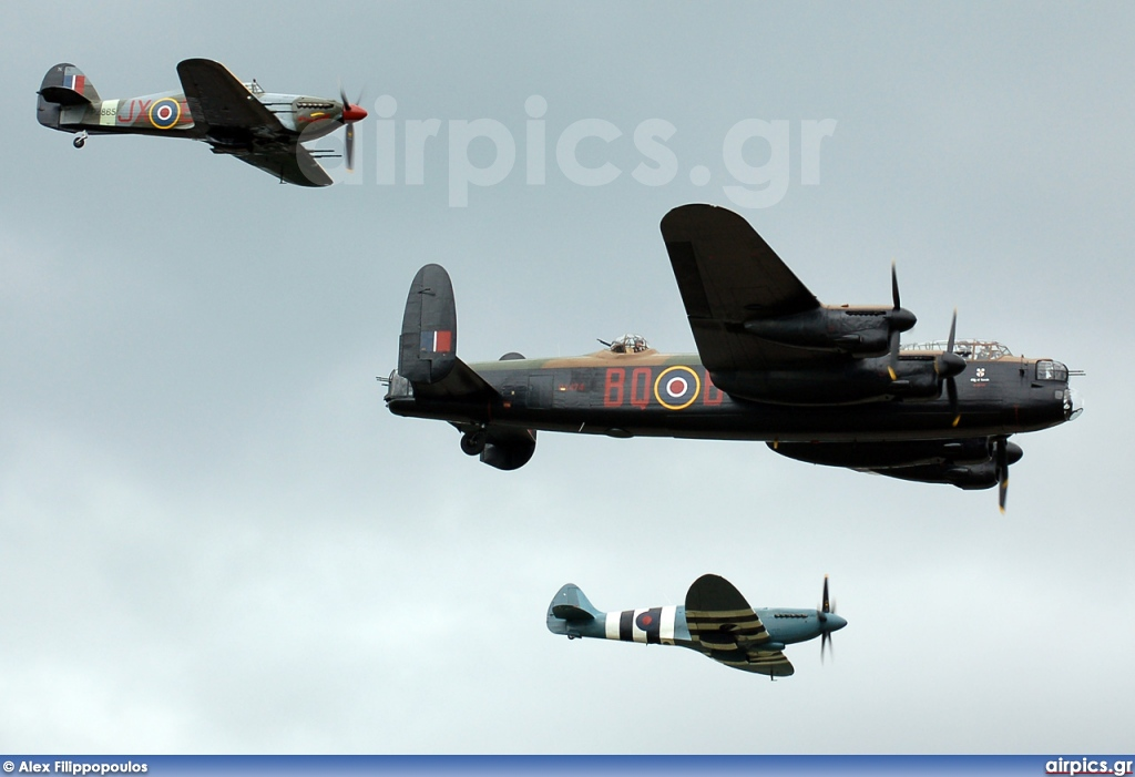 PA474, Avro Lancaster B.1, Royal Air Force