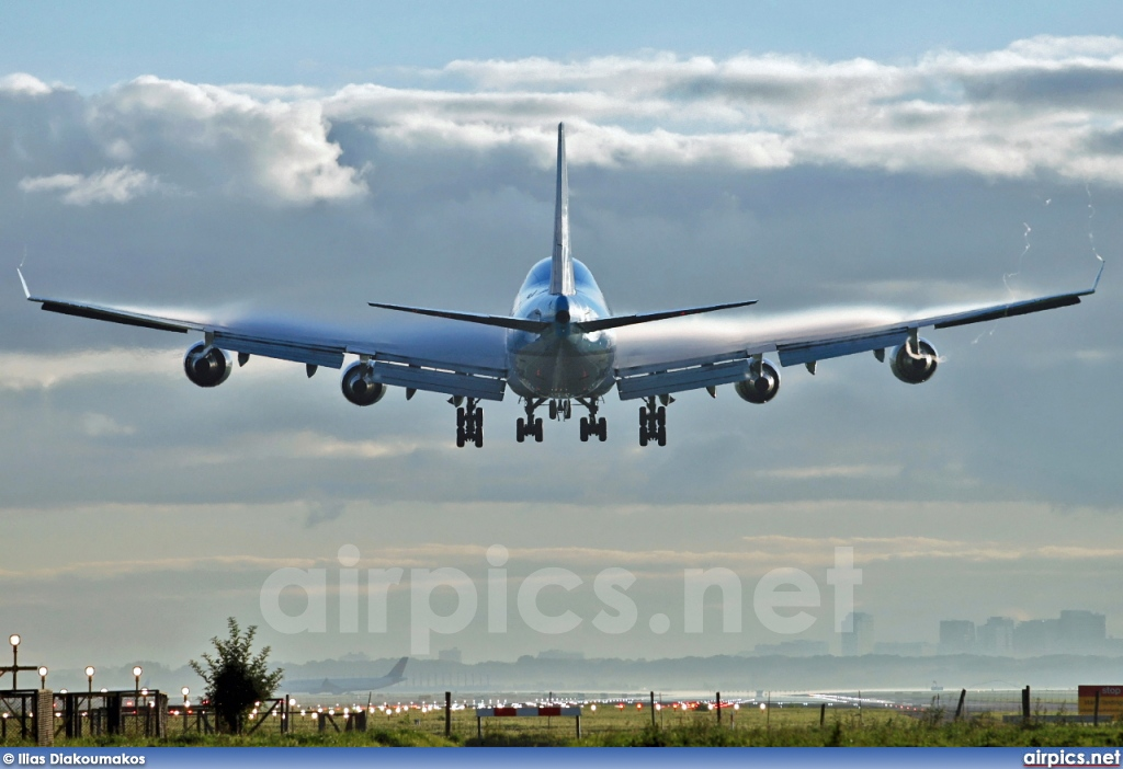 PH-BFE, Boeing 747-400M, KLM Royal Dutch Airlines