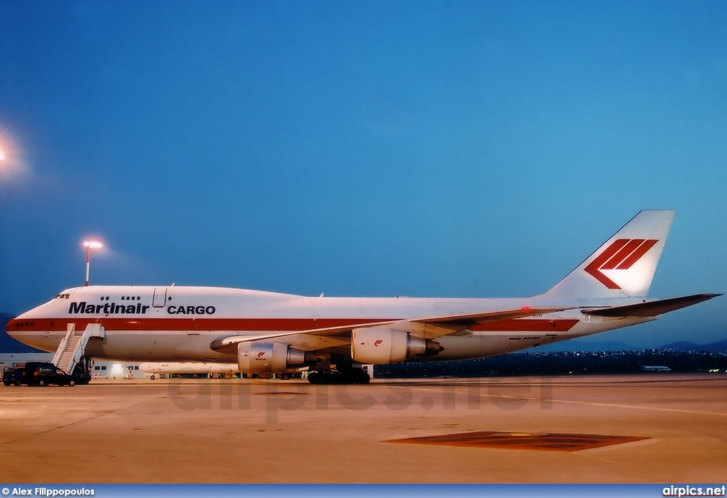 PH-BUH, Boeing 747-200B(SF)(SUD), Martinair