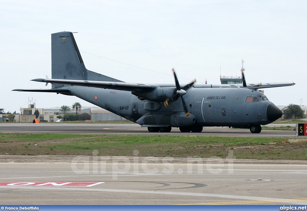 R206, Transall C-160R, French Air Force