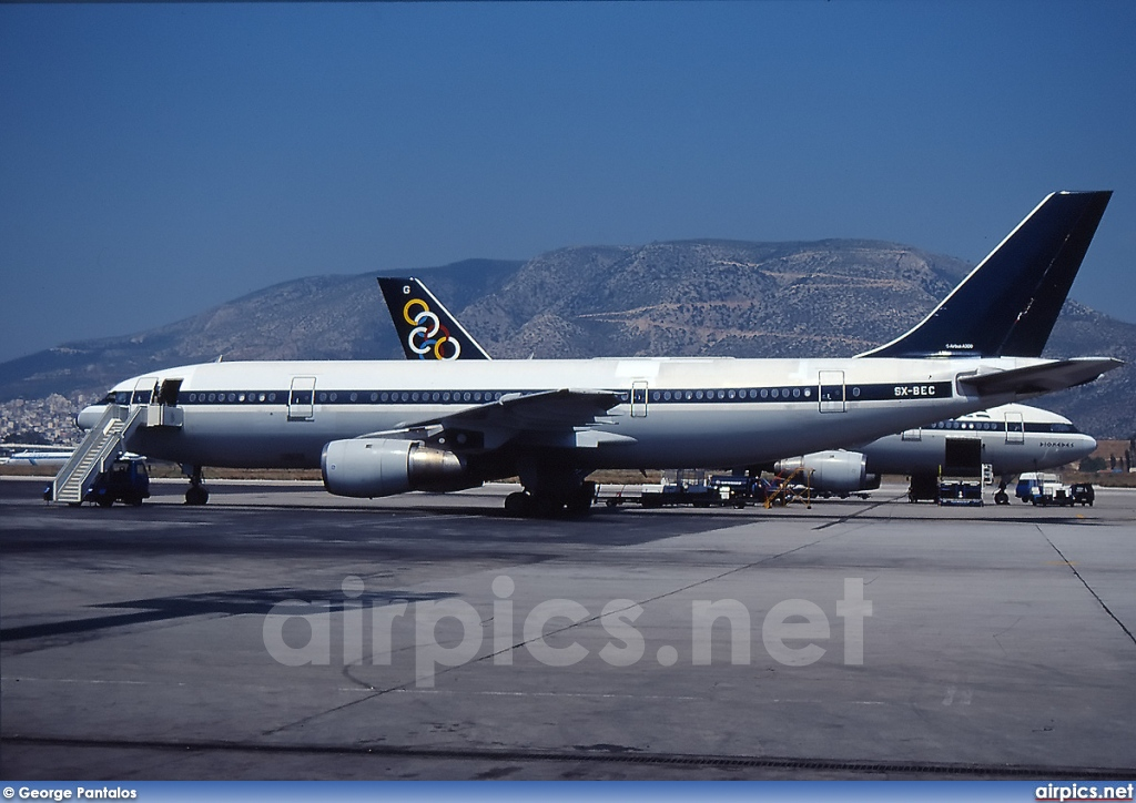 SX-BEC, Airbus A300B4-200, Untitled