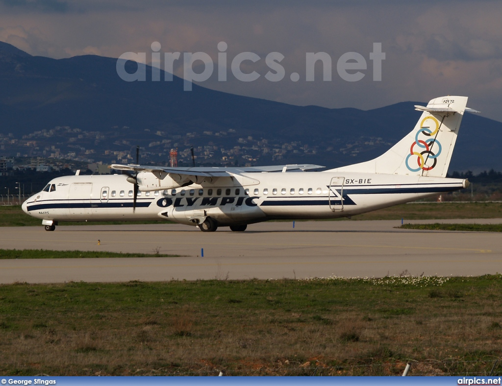 SX-BIE, ATR 72-200, Olympic Airlines