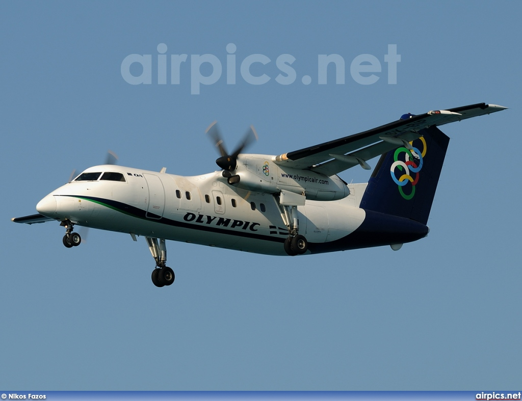 SX-BIP, De Havilland Canada DHC-8-100 Dash 8, Olympic Airlines