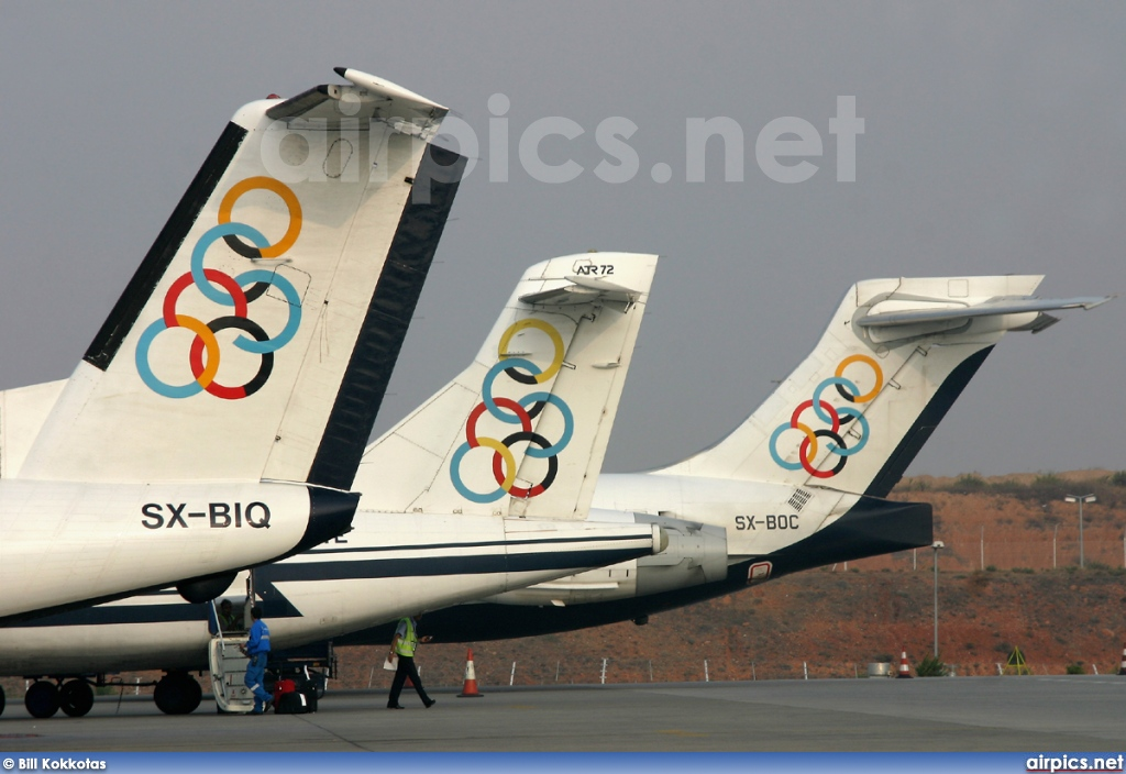 SX-BIQ, De Havilland Canada DHC-8-100 Dash 8, Olympic Airlines