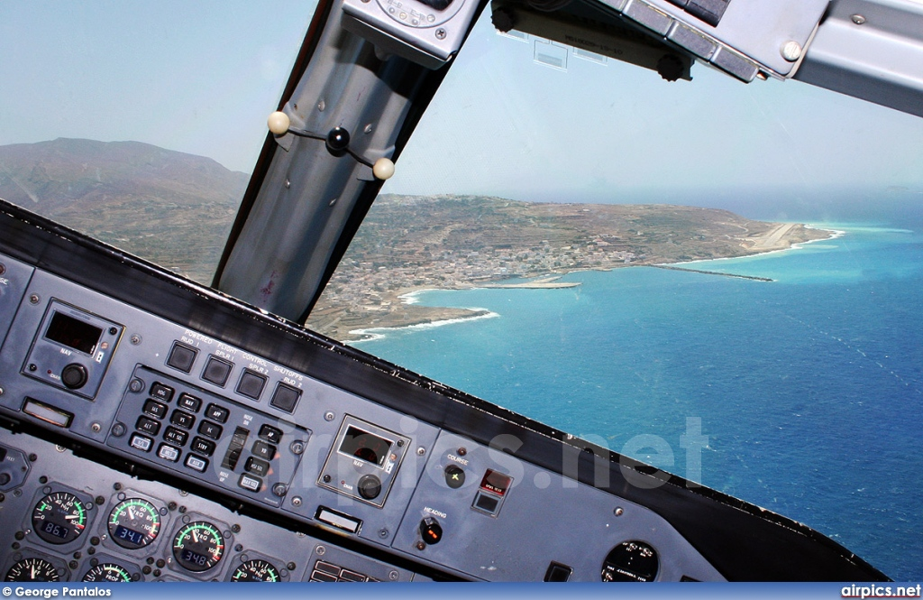 SX-BIR, De Havilland Canada DHC-8-100 Dash 8, Olympic Airlines