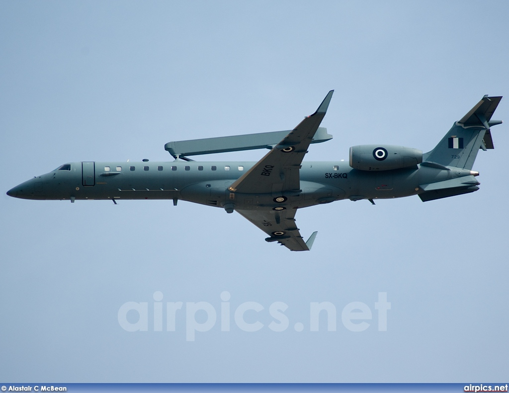 SX-BKQ, Embraer 145H AEW&C, Hellenic Air Force