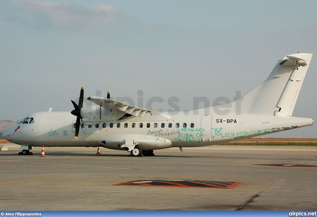 SX-BPA, ATR 42-300, Untitled
