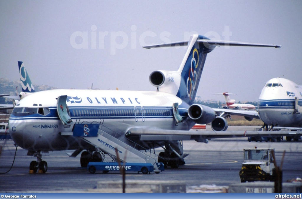SX-CBC, Boeing 727-200, Olympic Airways