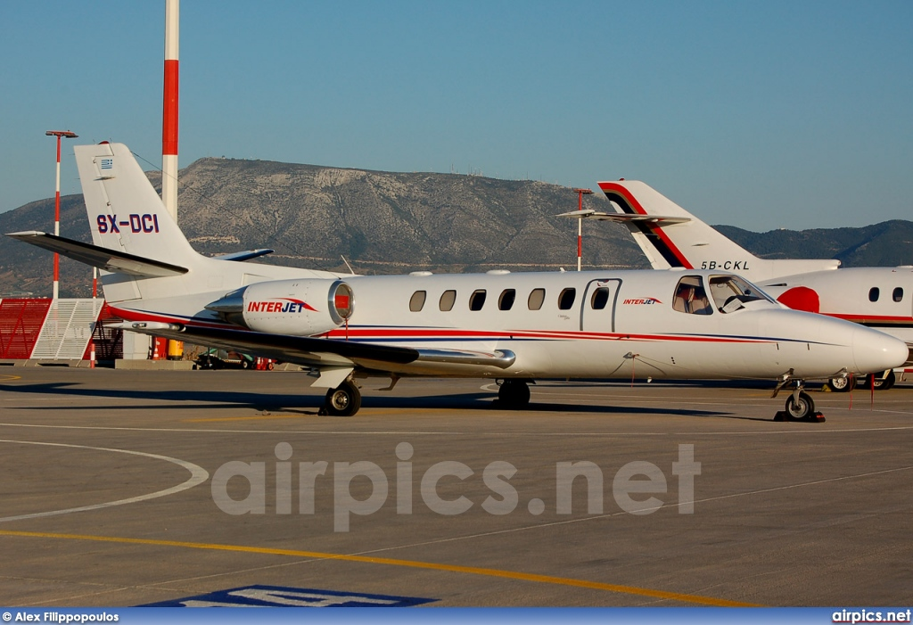 SX-DCI, Cessna 560-Citation V, Interjet