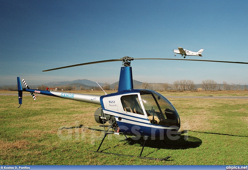 SX-HOR, Robinson R22 Mariner II , Private