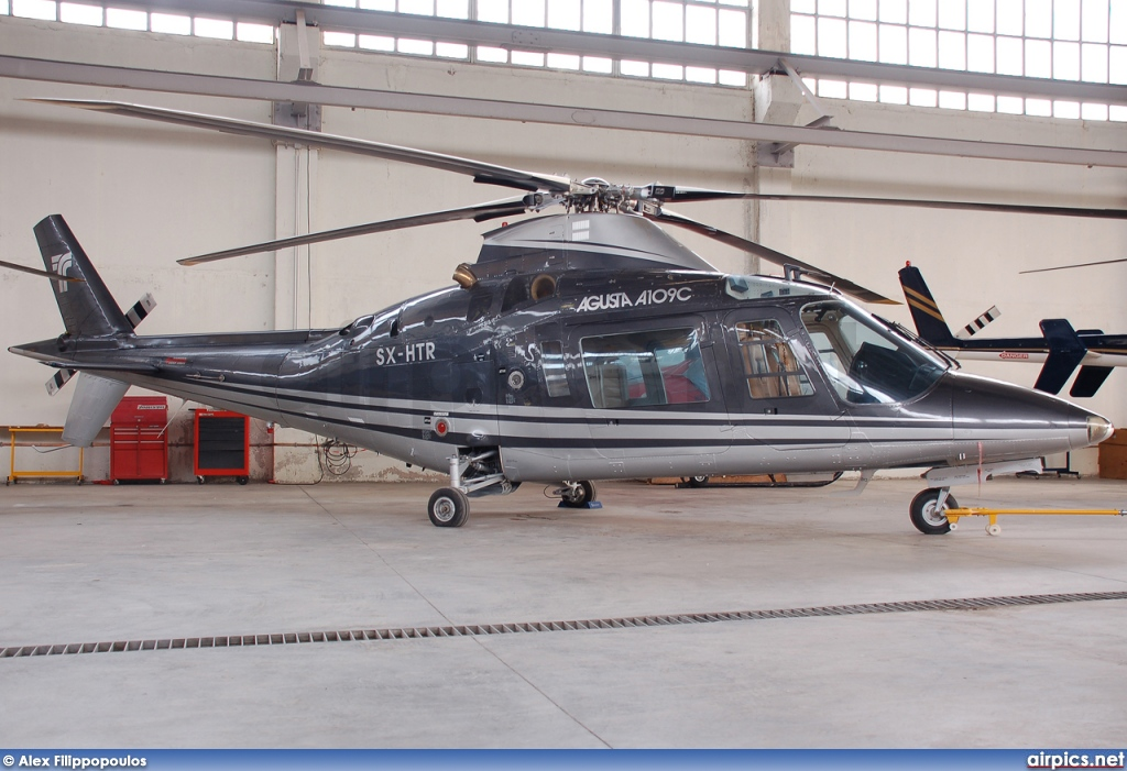 SX-HTR, Agusta A109E Power Elite, Private