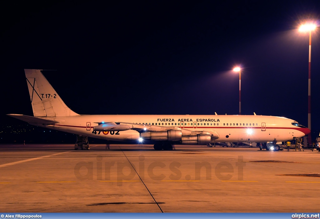 T.17-2, Boeing 707-300C(KC), Spanish Air Force