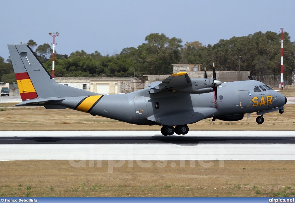 T.19B-06, Casa CN235-100M, Spanish Air Force