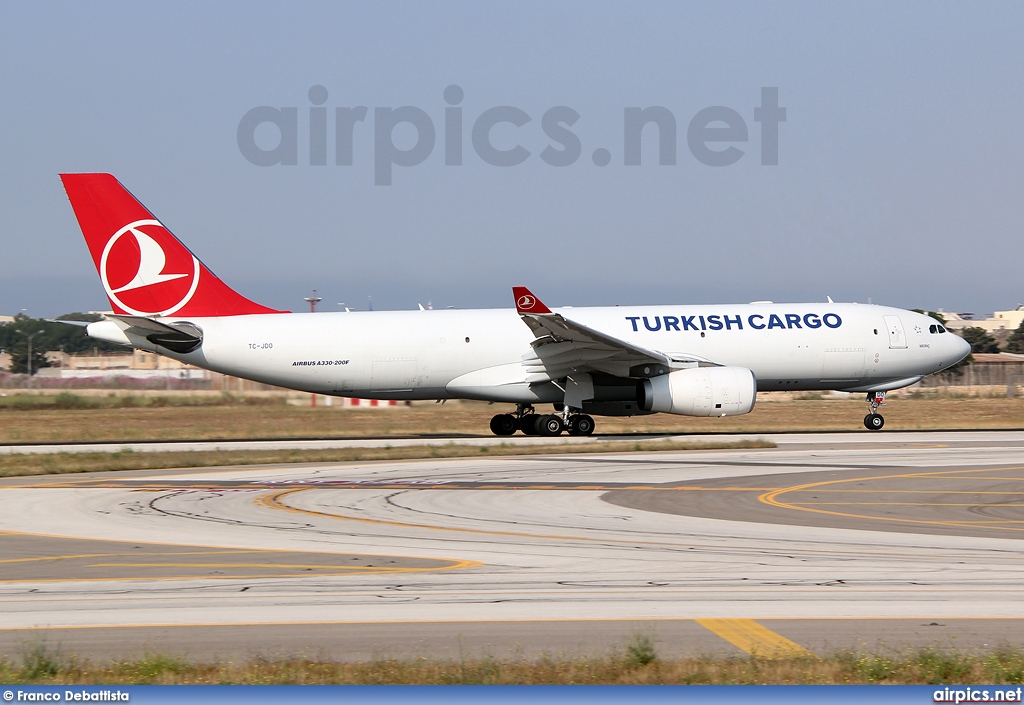TC-JDO, Airbus A330-200F, Turkish Cargo