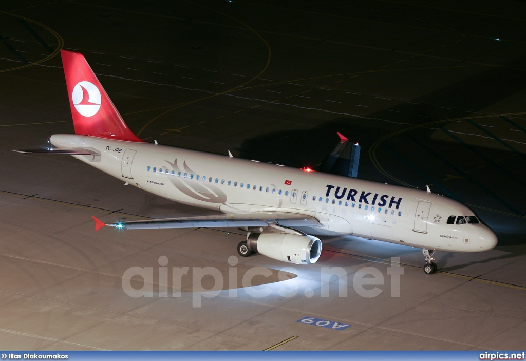TC-JPE, Airbus A320-200, Turkish Airlines