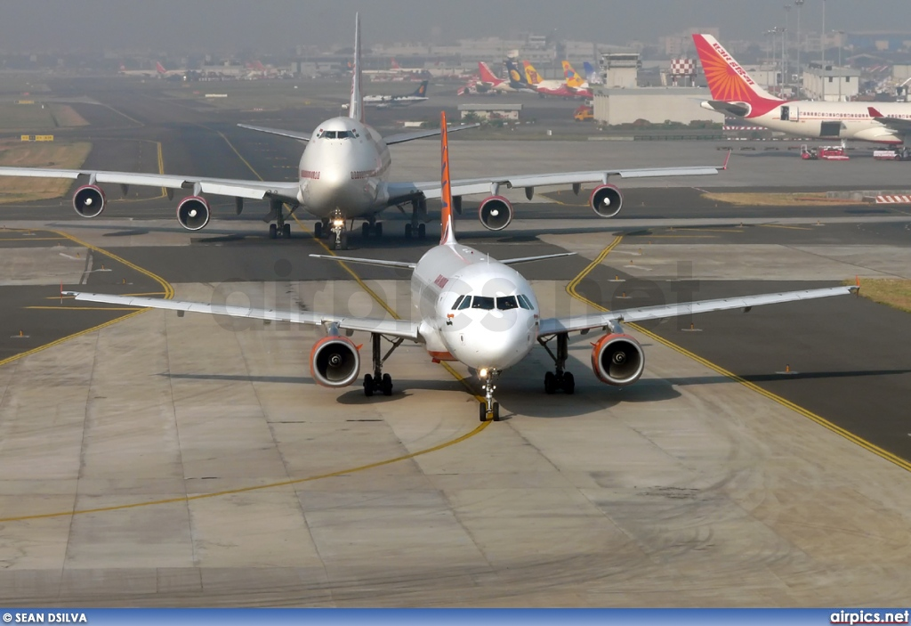 VT-EPL, Airbus A320-200, Air India