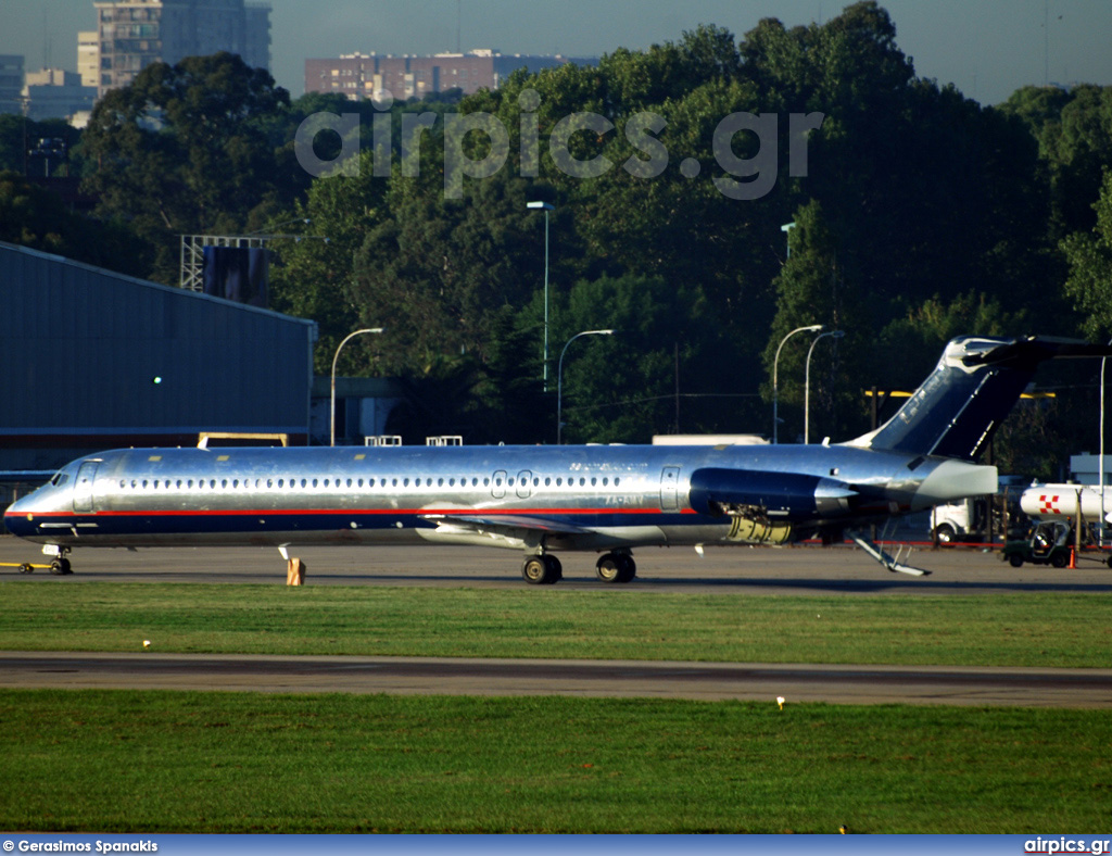 XA-AMV, McDonnell Douglas MD-88, Untitled