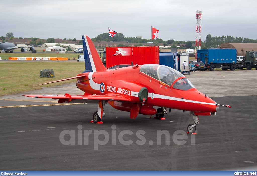 XX237, British Aerospace (Hawker Siddeley) Hawk T.1, Royal Air Force