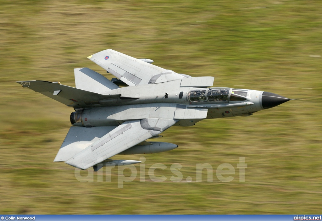 ZA556, Panavia Tornado GR.4, Royal Air Force