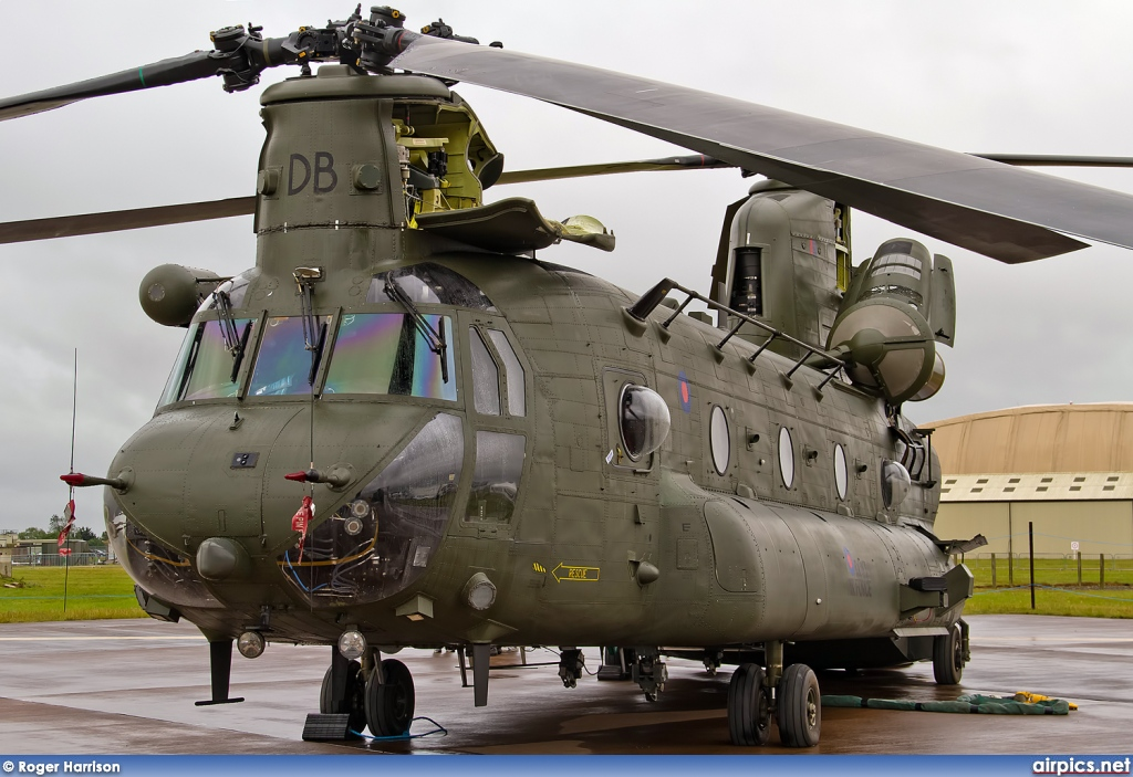 ZD674, Boeing Chinook HC.2, Royal Air Force