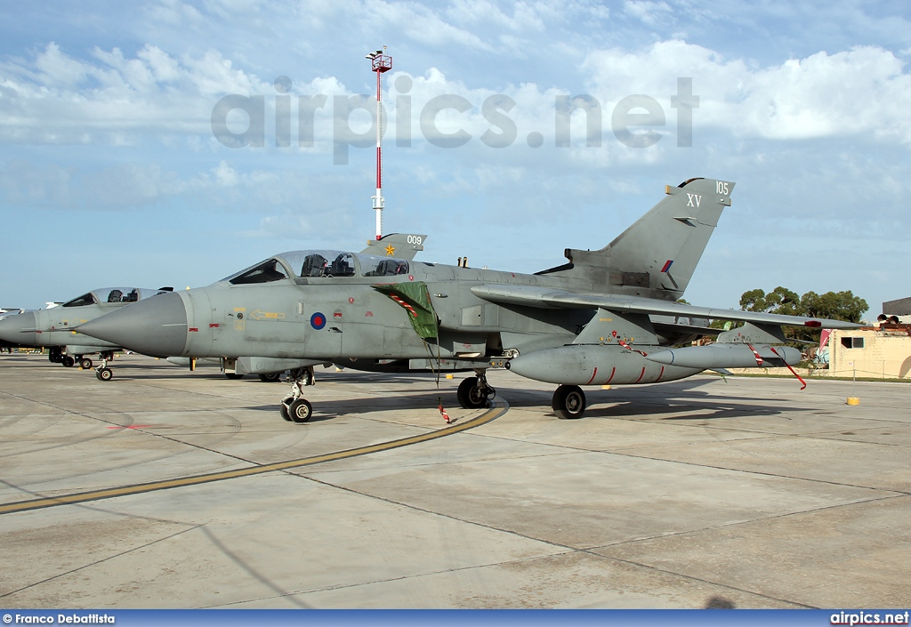 ZD842, Panavia Tornado GR.4, Royal Air Force