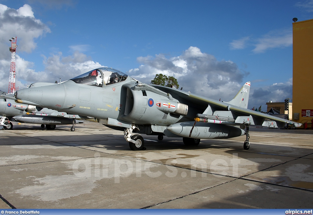 ZG501, British Aerospace Harrier GR.9A, Royal Air Force
