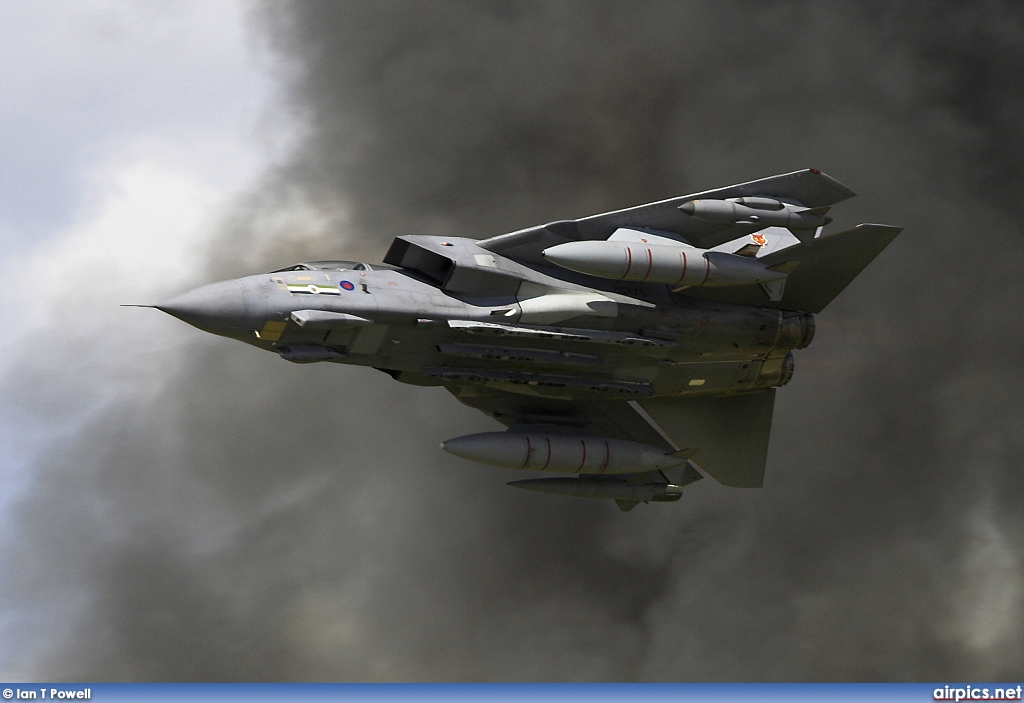 ZG775, Panavia Tornado GR.4, Royal Air Force