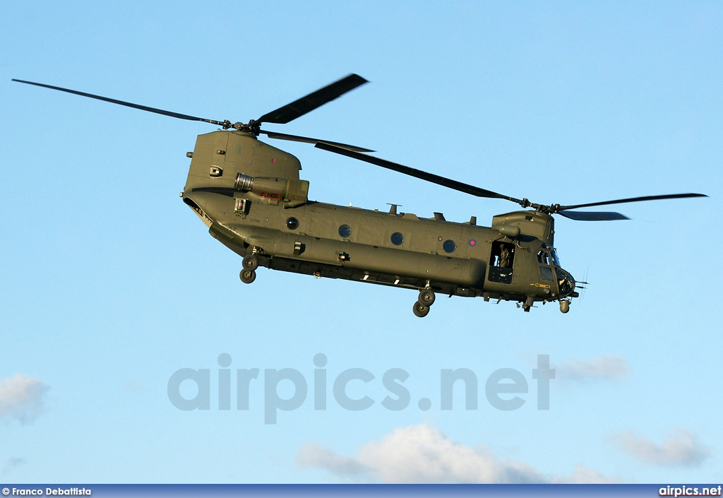 ZH776, Boeing Chinook HC.2, Royal Air Force