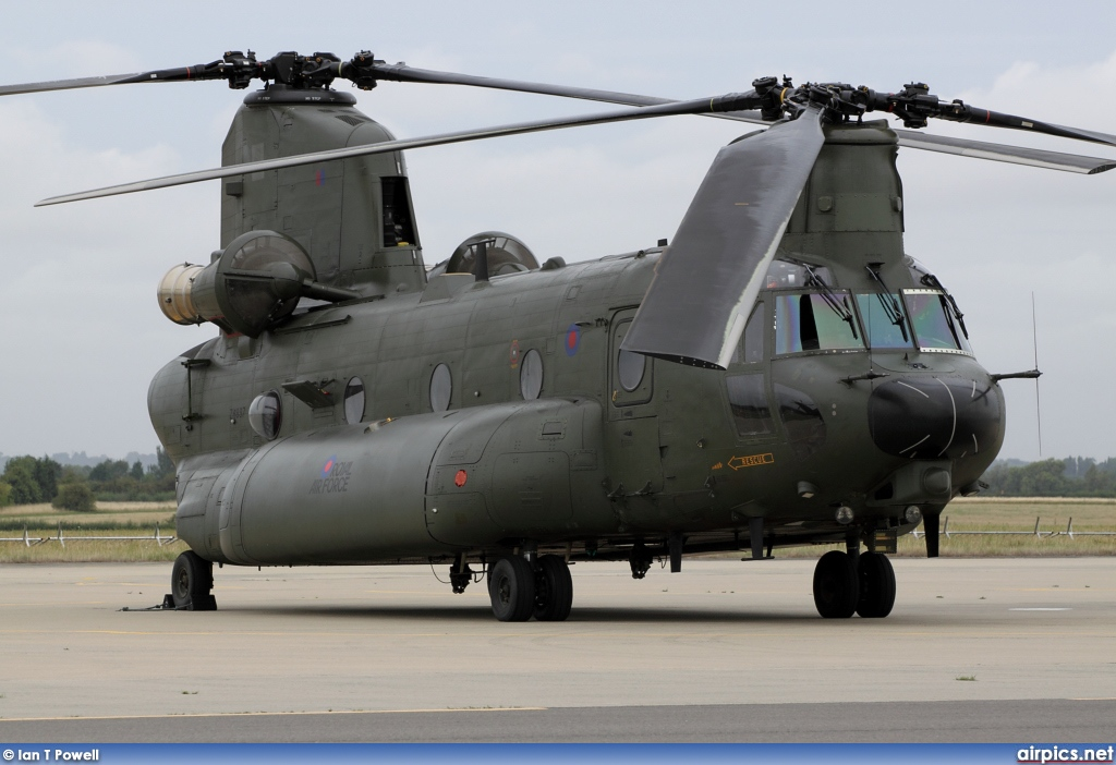 ZH897, Boeing Chinook HC.3, Royal Air Force