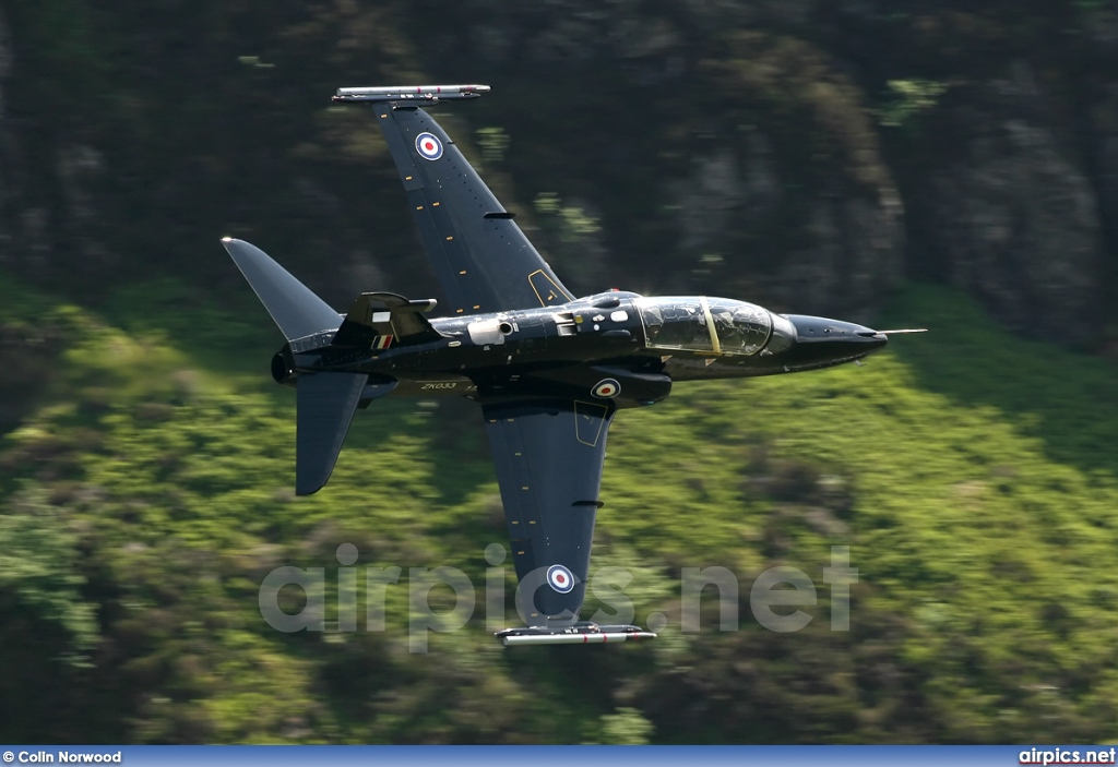 ZK033, British Aerospace (Hawker Siddeley) Hawk T.2, Royal Air Force