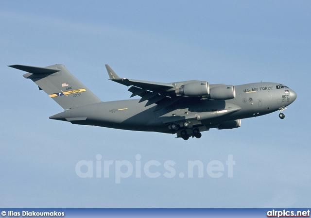 00-0177, Boeing C-17A Globemaster III, United States Air Force