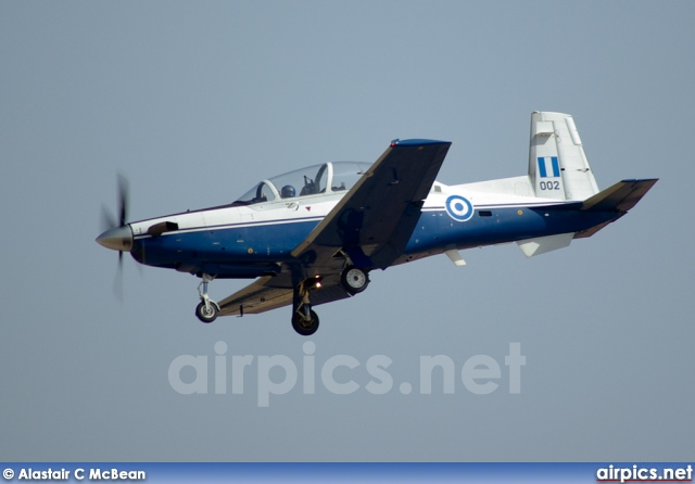002, Beechcraft T-6A Texan II, Hellenic Air Force