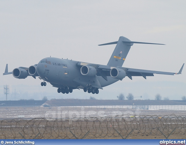 01-0188, Boeing C-17A Globemaster III, United States Air Force