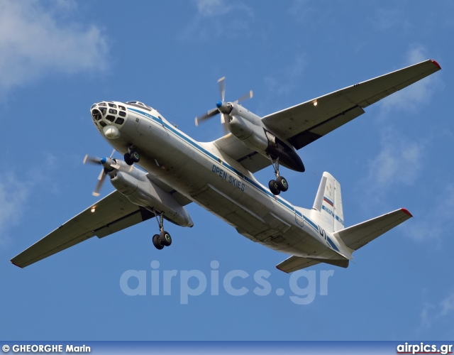 01 Black, Antonov An-30, Russian Air Force