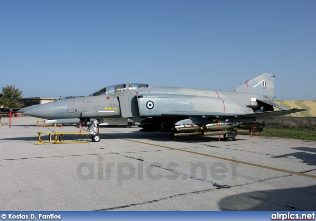 01500, McDonnell Douglas F-4E AUP Phantom II, Hellenic Air Force